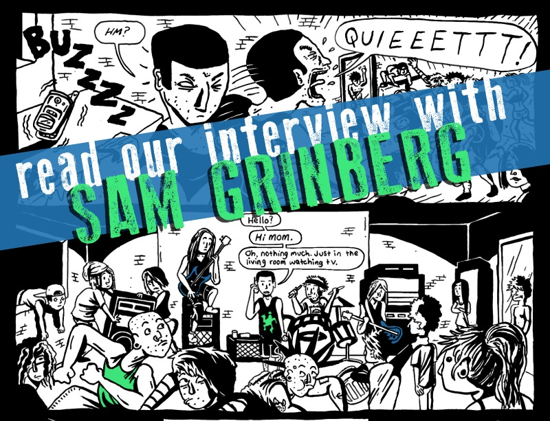 Sam Grinberg