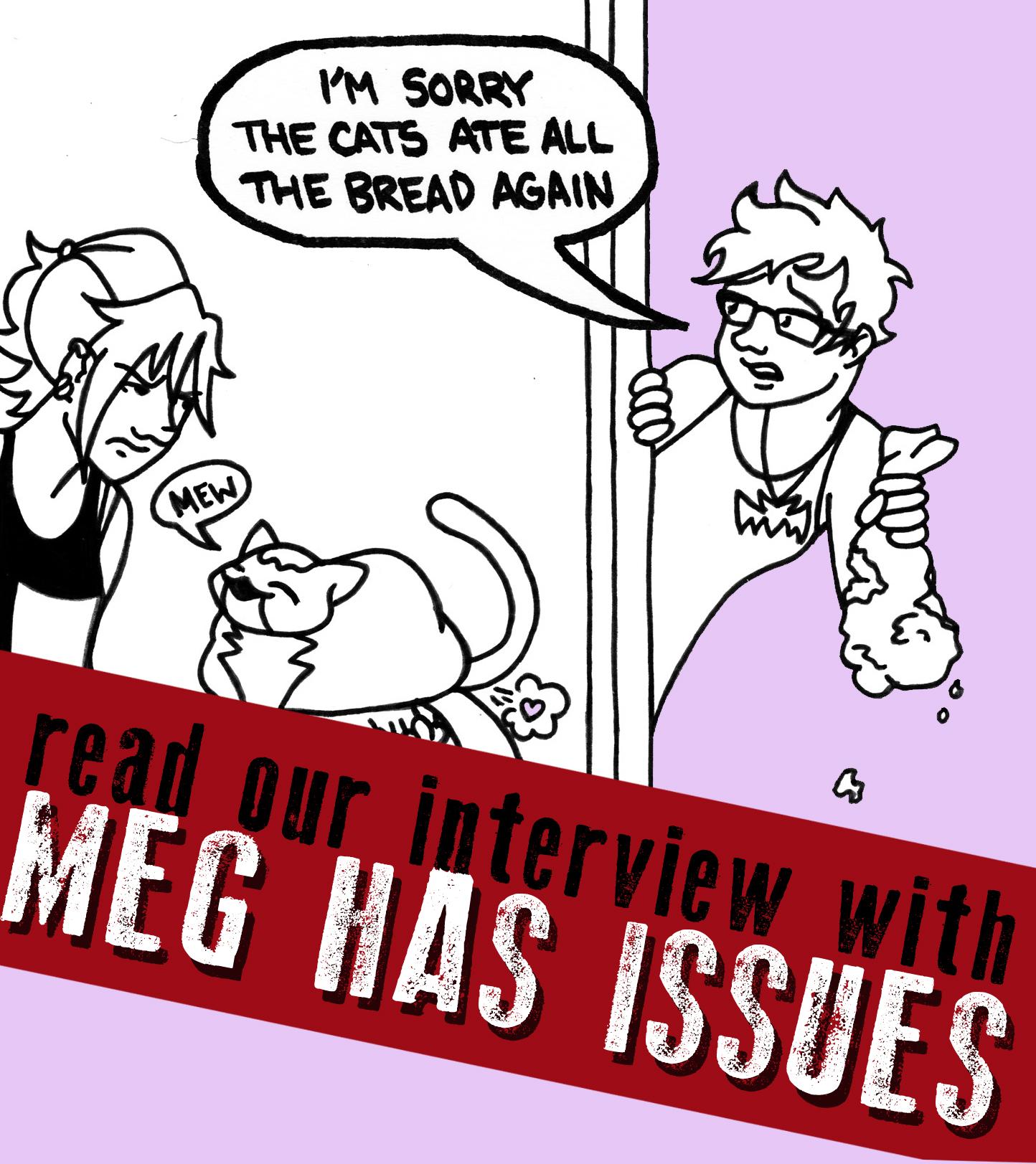 Meg Has Issues