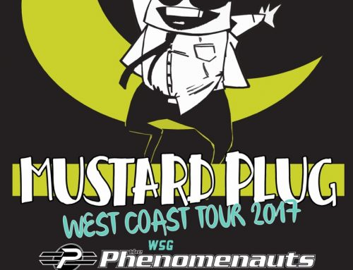 Mustard Plug on Tour