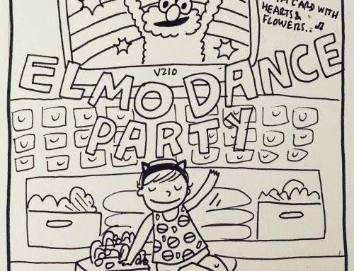 Free Comic: Nation of Amanda's day