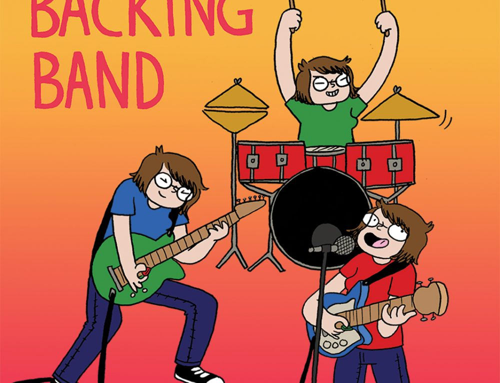 Presenting Be Your Own Backing Band by Liz Prince