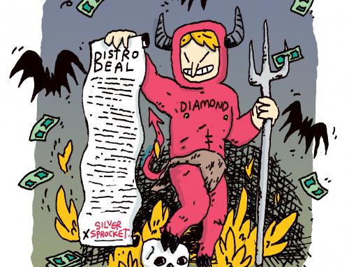 Diamond Distribution for the Comic Book Market