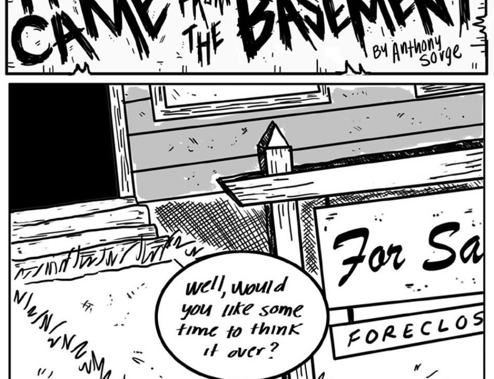 It Came From The Basement by Anthony Sorge