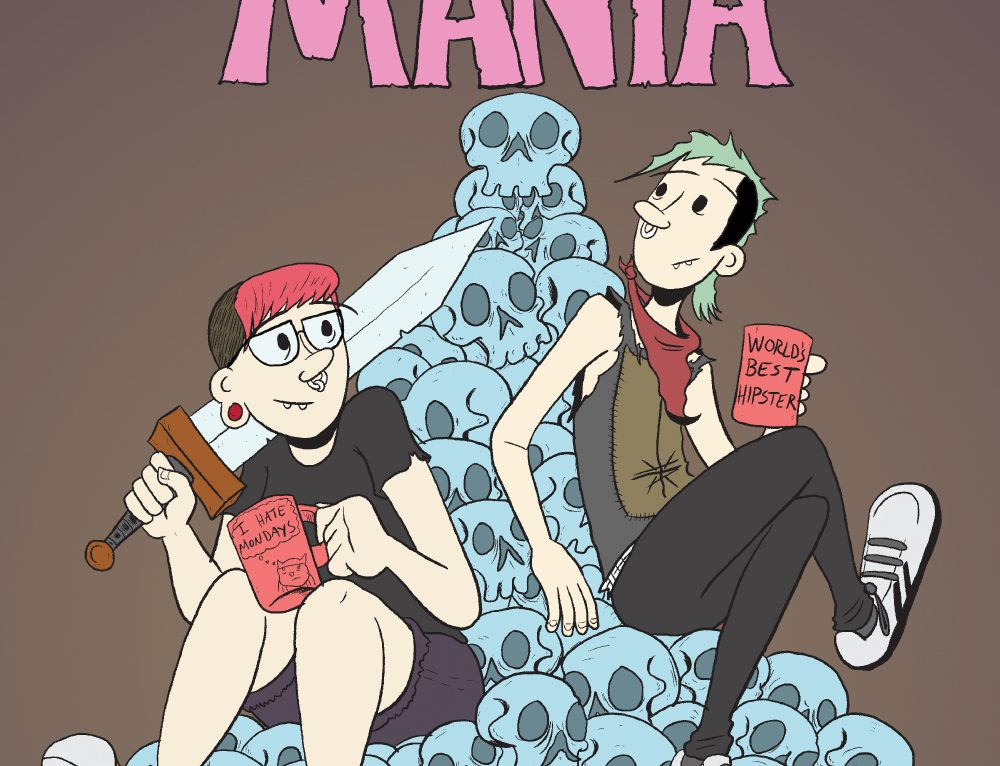 Quest Mania #1, Part 1, by Steve Thueson