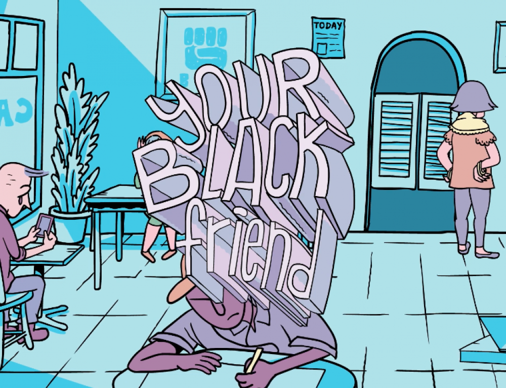 """Your Black Friend"" by Ben Passmore Now an Animated Short Film"