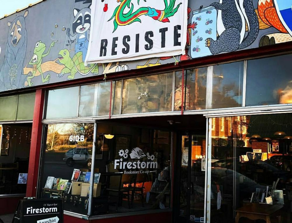 Firestorm Books & Coffee Retailer Feature