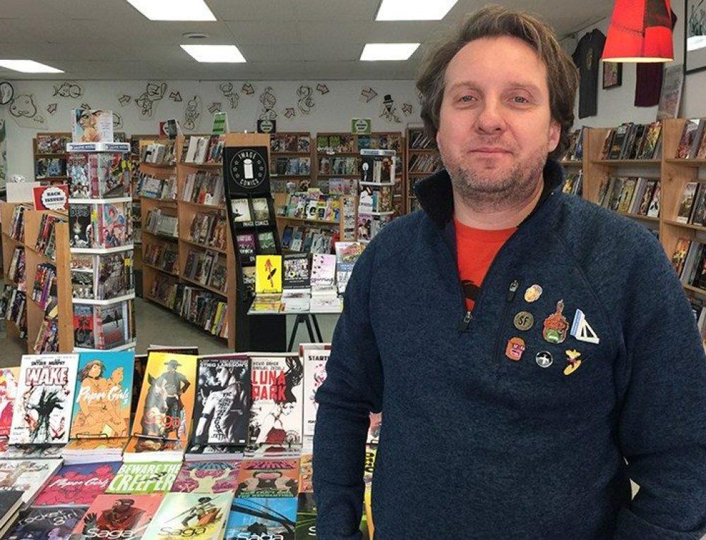 Mission: Comics & Art Retailer Feature