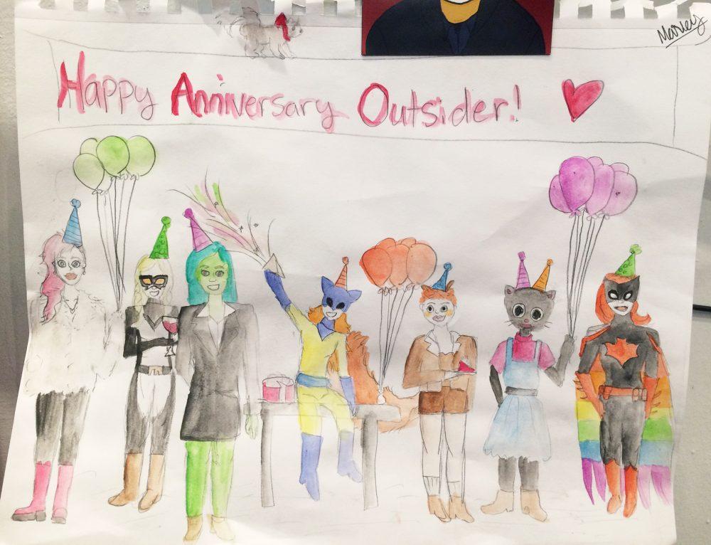 Outsider Comics & Geek Boutique Feature
