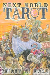 Presenting The Next World Tarot by Cristy C  Road – Silver