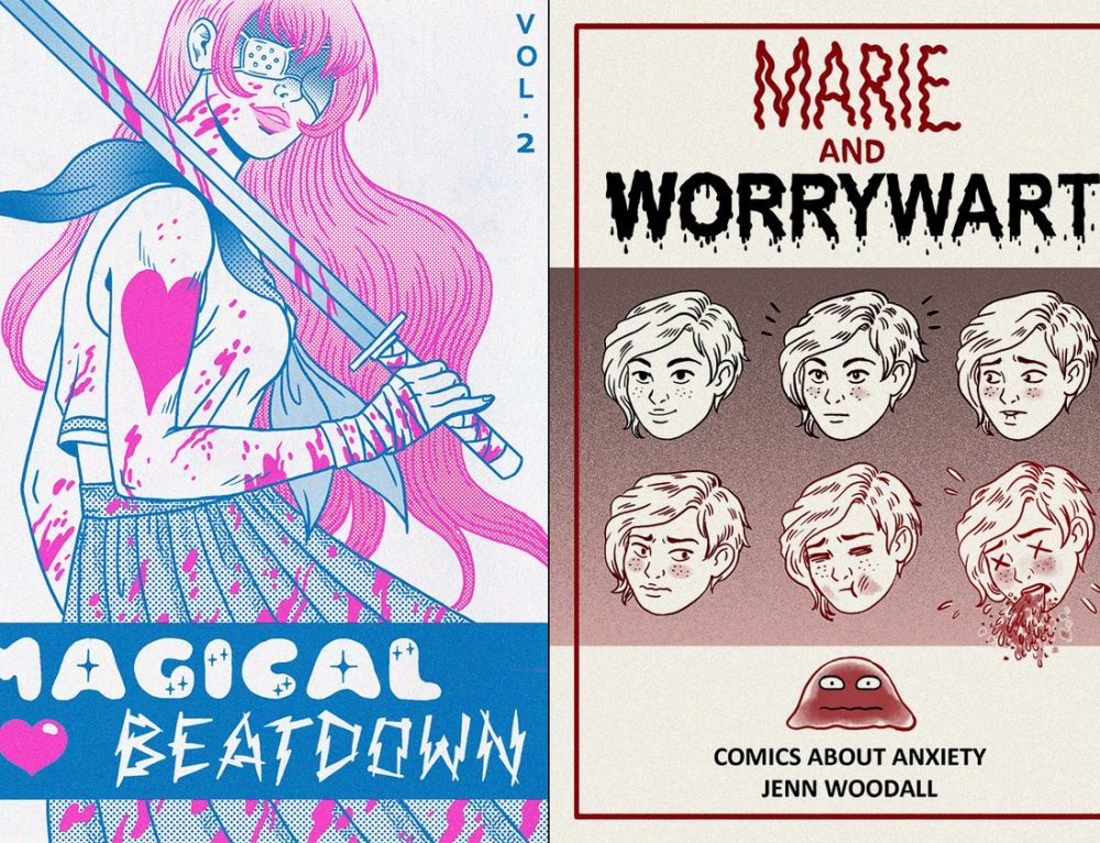 Jenn Woodall nominated for Doug Wright Award for Best Canadian Comics