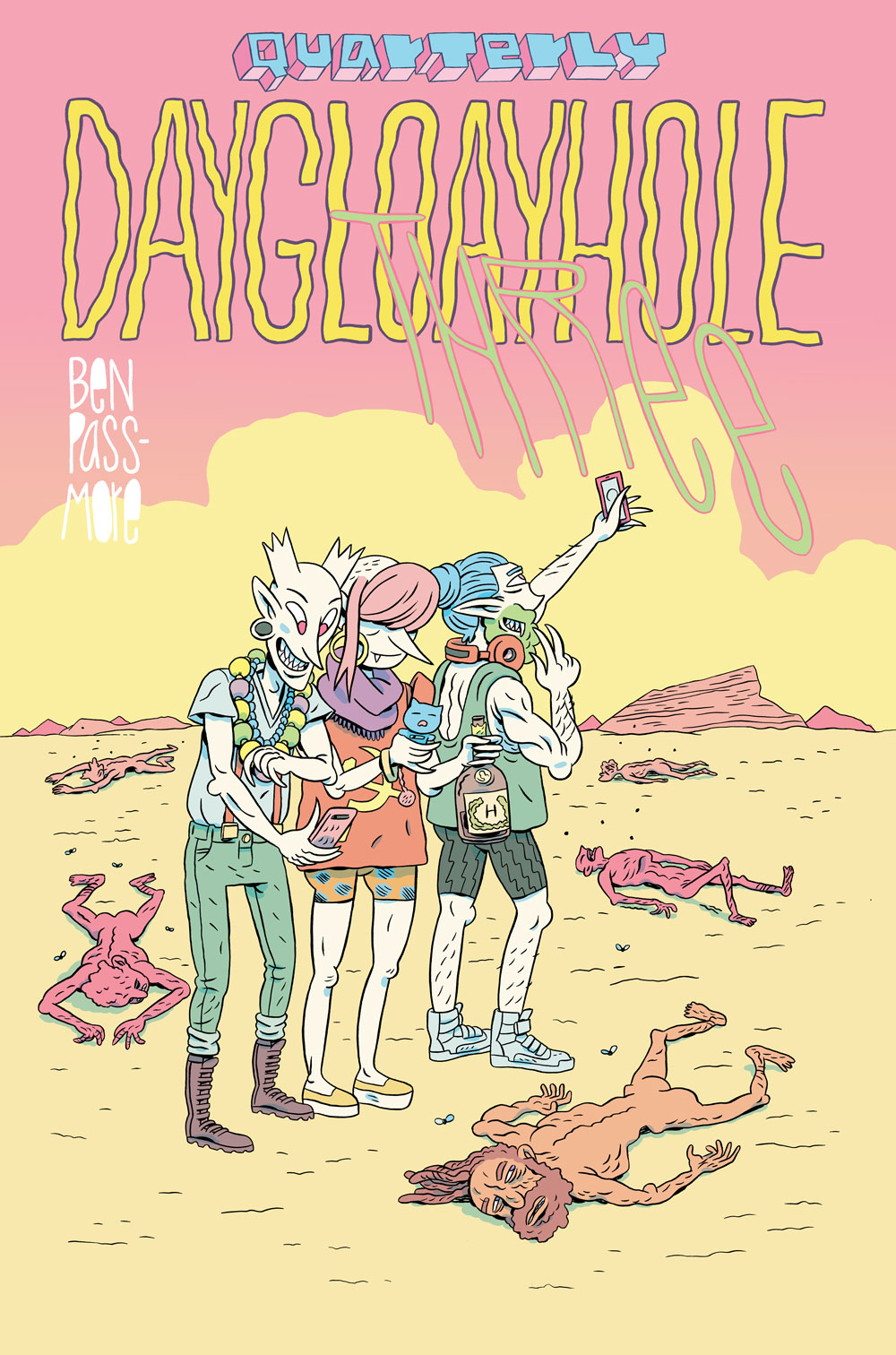 Daygloayhole 3