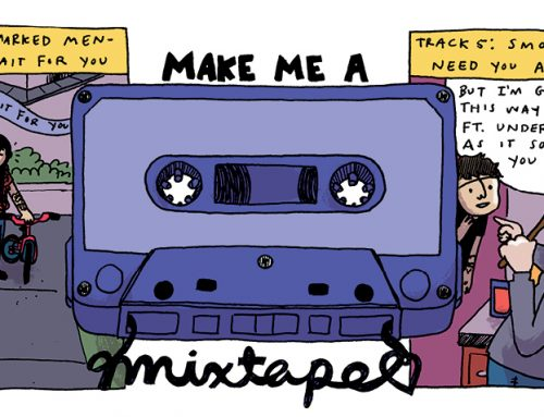 Make Me a Mixtape by Liz Prince