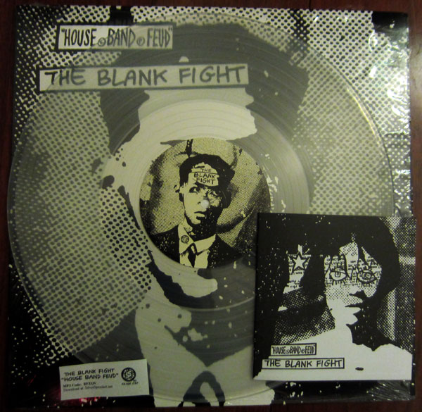 The Blank Fight - House Band Feud LP