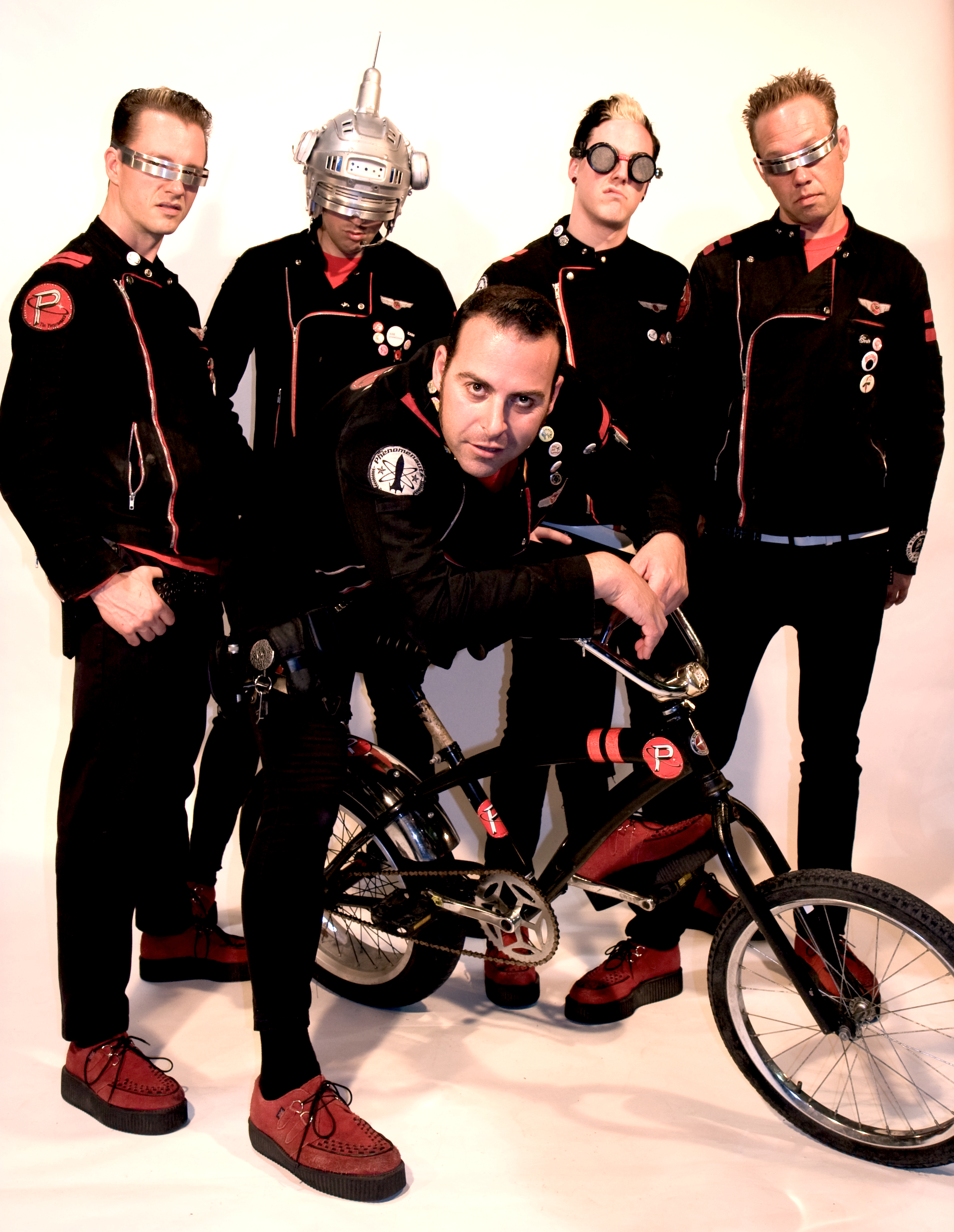 Which Brand New Phenomenauts Song Are You?
