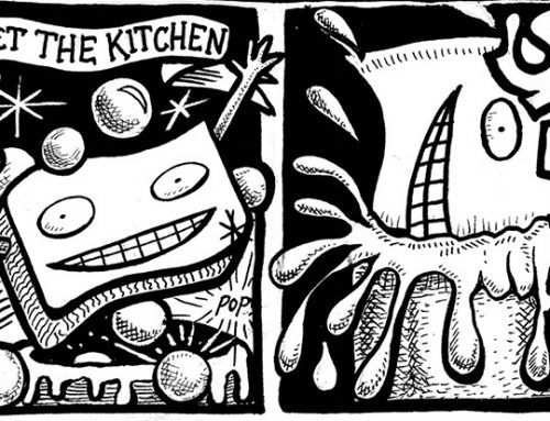 Tales From The Kitchen Sink by Shannon Knox