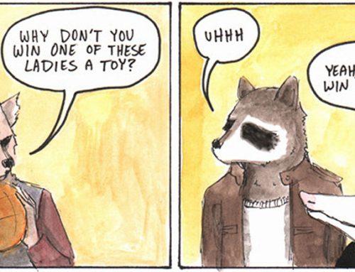 Fortunes by Lauren Monger (Clementine Comix)