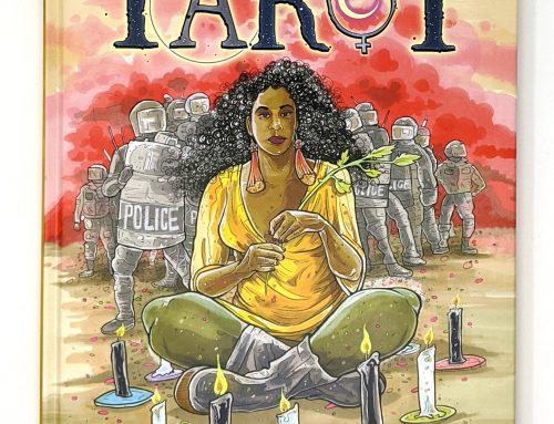 """Next World Tarot"" Envisions Revolutionary Love and Justice"
