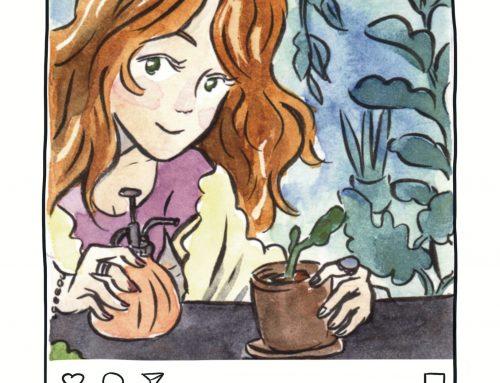 #plantmom by Ashley Robin Franklin